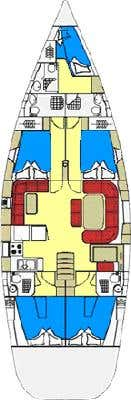 Ocean Star 56.1 - 5 cab. (abb5-07)  - 1
