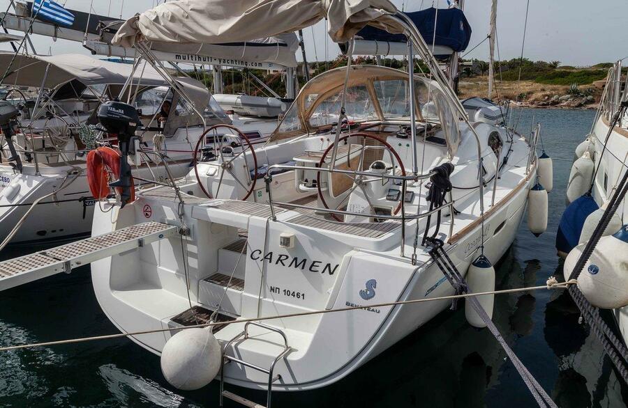 Oceanis 43 Family - 4 cab. (Carmen)  - 2