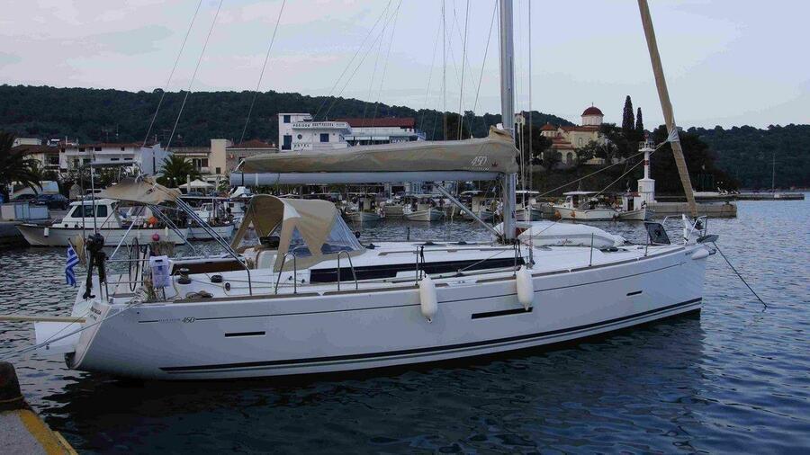Dufour 450 GL (Maroussa)  - 3
