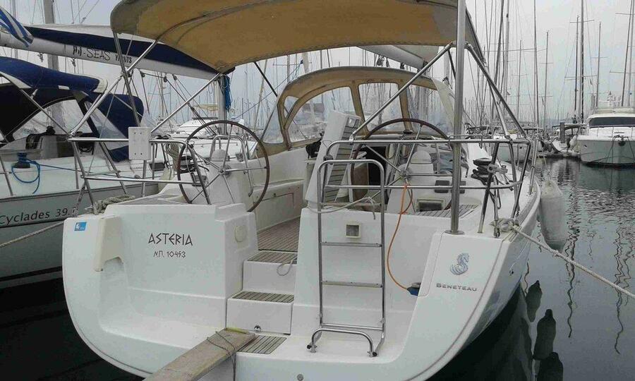 Oceanis 40 (Asteria)  - 0
