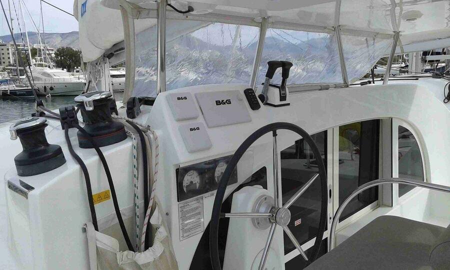 Lagoon 380 S2 - 4 + 2 cab. (Pegasus)  - 4