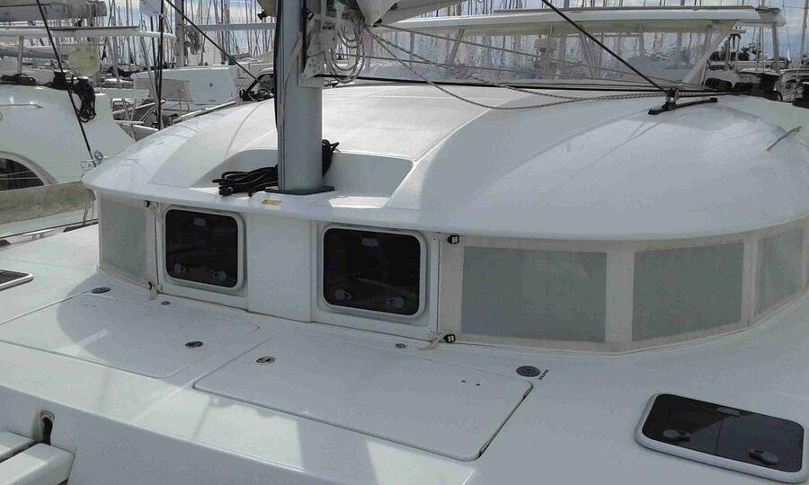 Lagoon 380 S2 - 4 + 2 cab. (Pegasus)  - 5