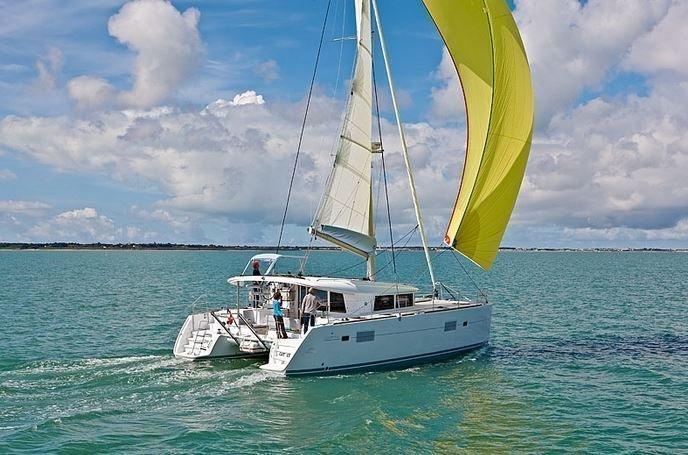 Lagoon 400 S2 - 4 + 2 cab. (Emilio)  - 0