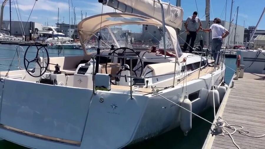 Sun Odyssey 440  (Nymeria | Water-maker)  - 0