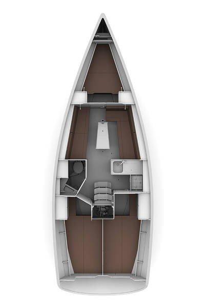 Bavaria Cruiser 34 (Studena)  - 1
