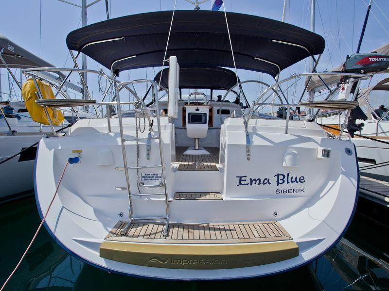 Elan 434 Impression (Ema Blue)  - 0