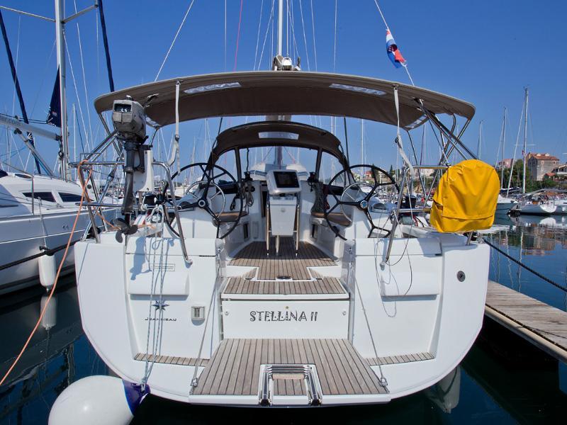 Sun Odyssey 409 Performance (Stellina II)  - 0