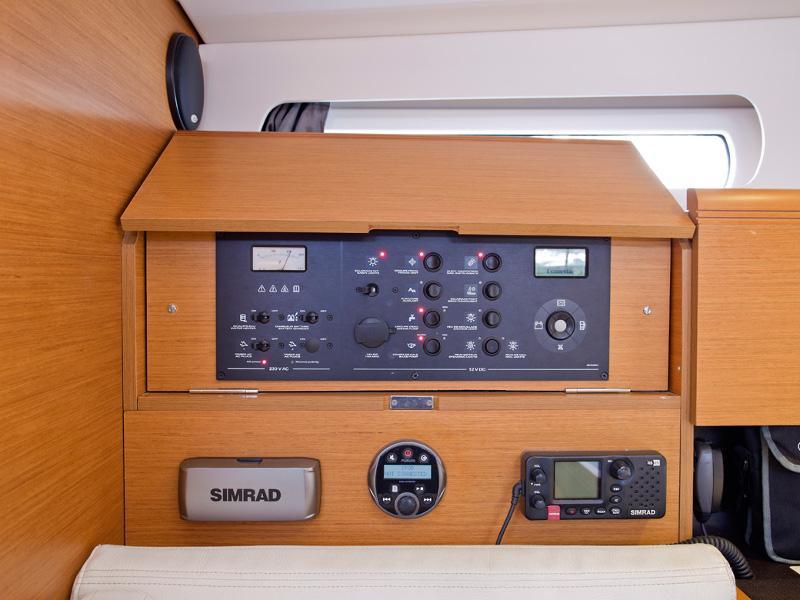 Sun Odyssey 409 Performance (Stellina II)  - 12