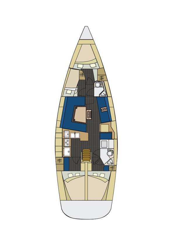 Elan 444 Impression (Andrija)  - 1