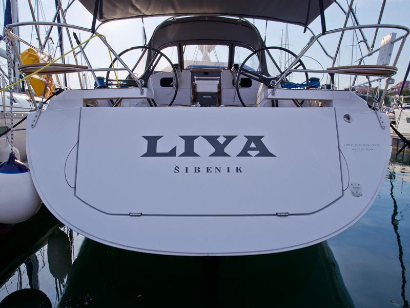 Elan Impression 45 (Liya)  - 0