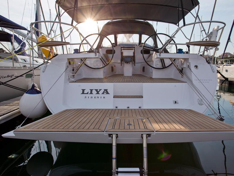 Elan Impression 45 (Liya)  - 2
