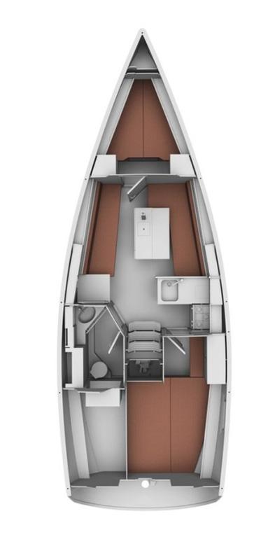 Bavaria Cruiser 32 (Naruto)  - 1