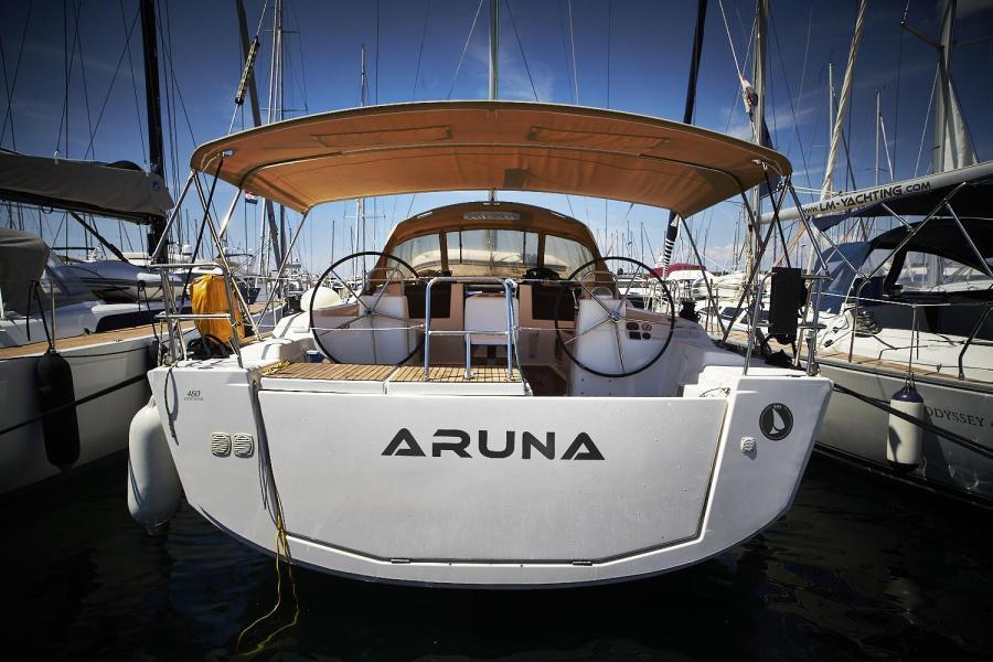 Dufour 460 GL (Aruna)  - 2