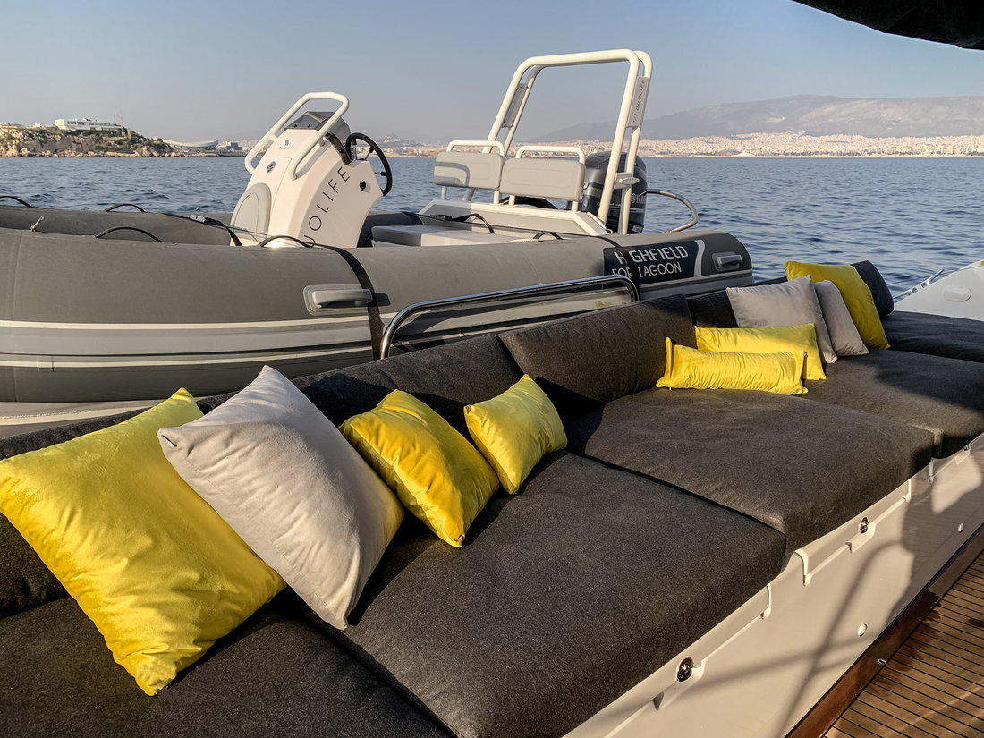 Lagoon 620 - 5 + 2 cab. (DUOLIFE)  - 5