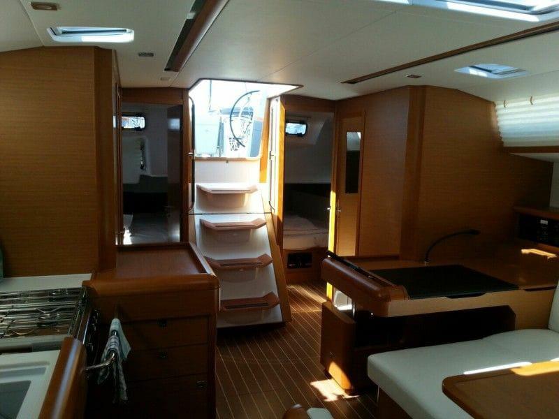 Sun Odyssey 509 - 4 cab. (ILONA)  - 3