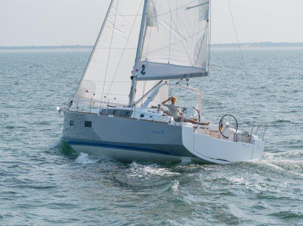 Oceanis 38 - 3 cab. (Arsen)  - 0