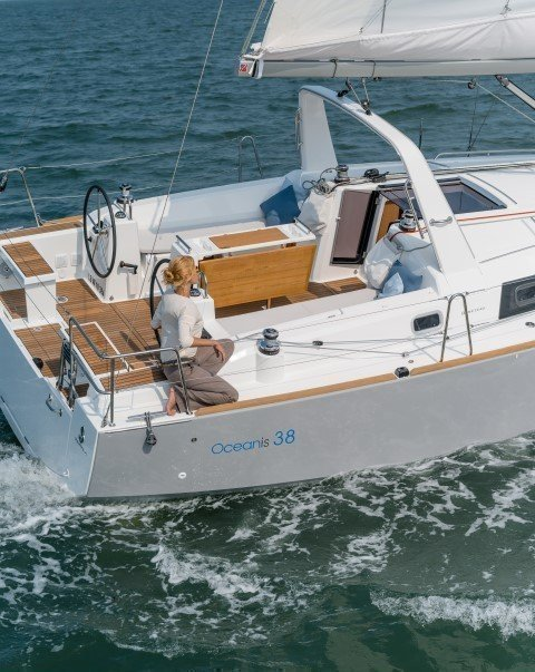 Oceanis 38 - 3 cab. (Arsen)  - 2