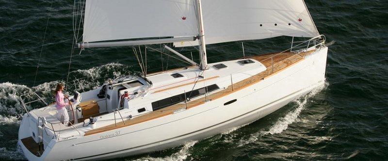 Oceanis 37 (MARINA)  - 2