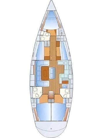 Bavaria 50 Cruiser (New Dream)  - 1