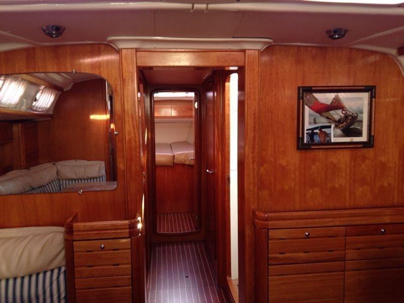Bavaria 50 Cruiser (Iorana)  - 4