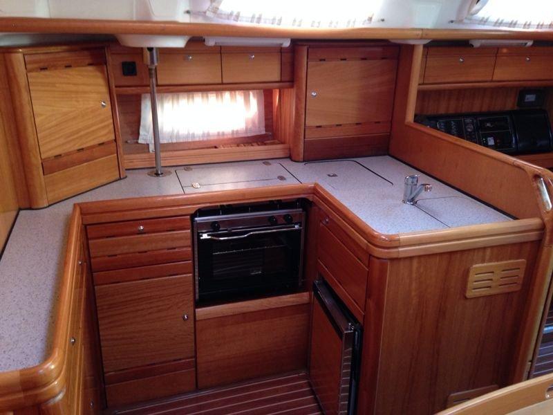Bavaria 50 Cruiser (Iorana)  - 8