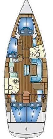 Bavaria 46 Cruiser (SEA PERK)  - 1