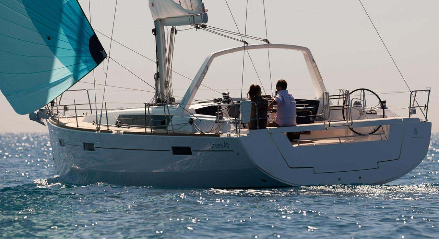 Oceanis 45 - 4 cab. (Mediterraneo)  - 2