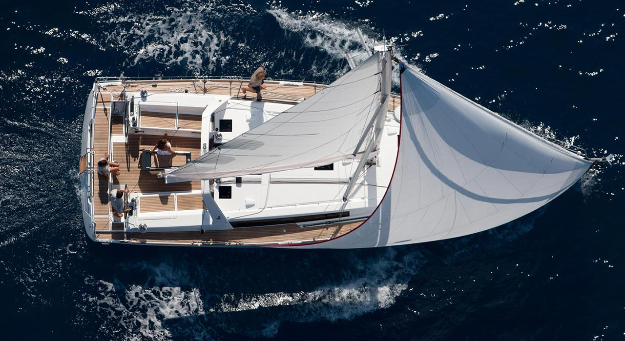 Oceanis 45 - 4 cab. (Mediterraneo)  - 4