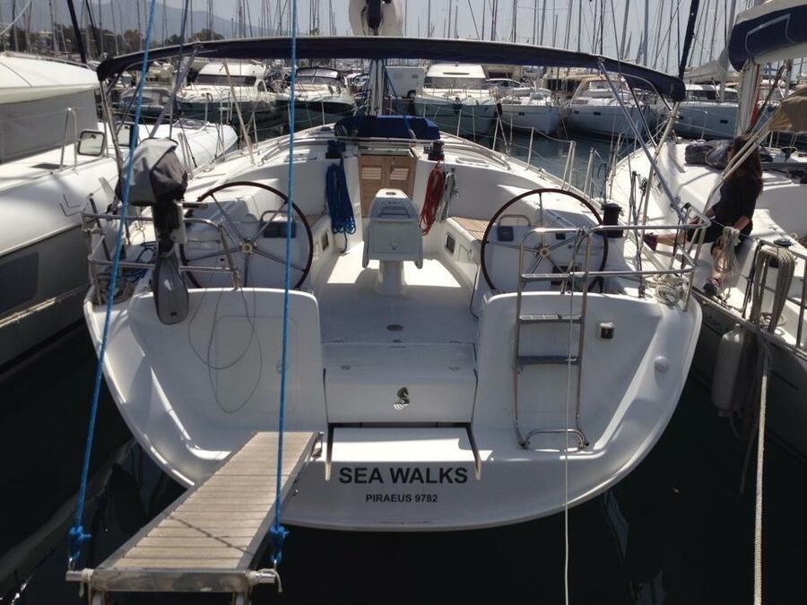 Cyclades 50.5 - 5 + 1 cab. (Sea Walks)  - 0