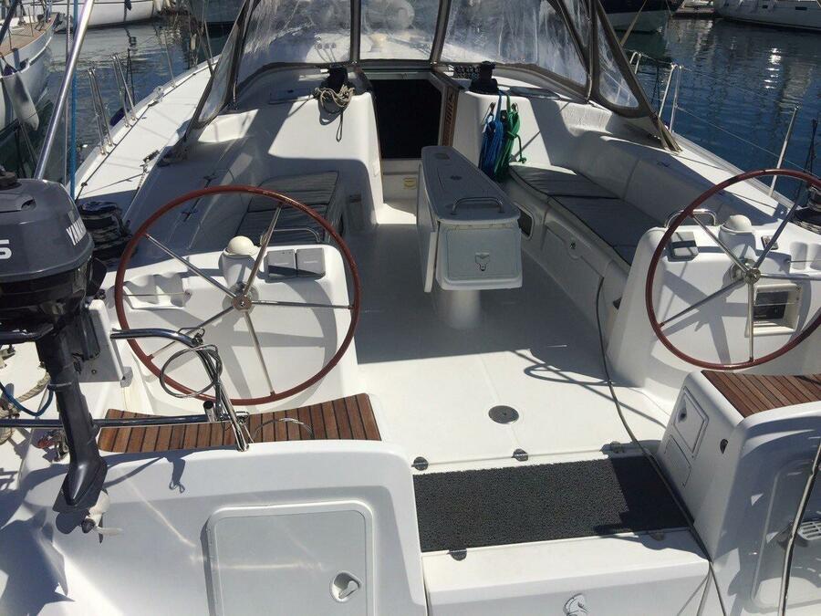 Cyclades 50.5 - 5 + 1 cab. (Sea Walks)  - 3
