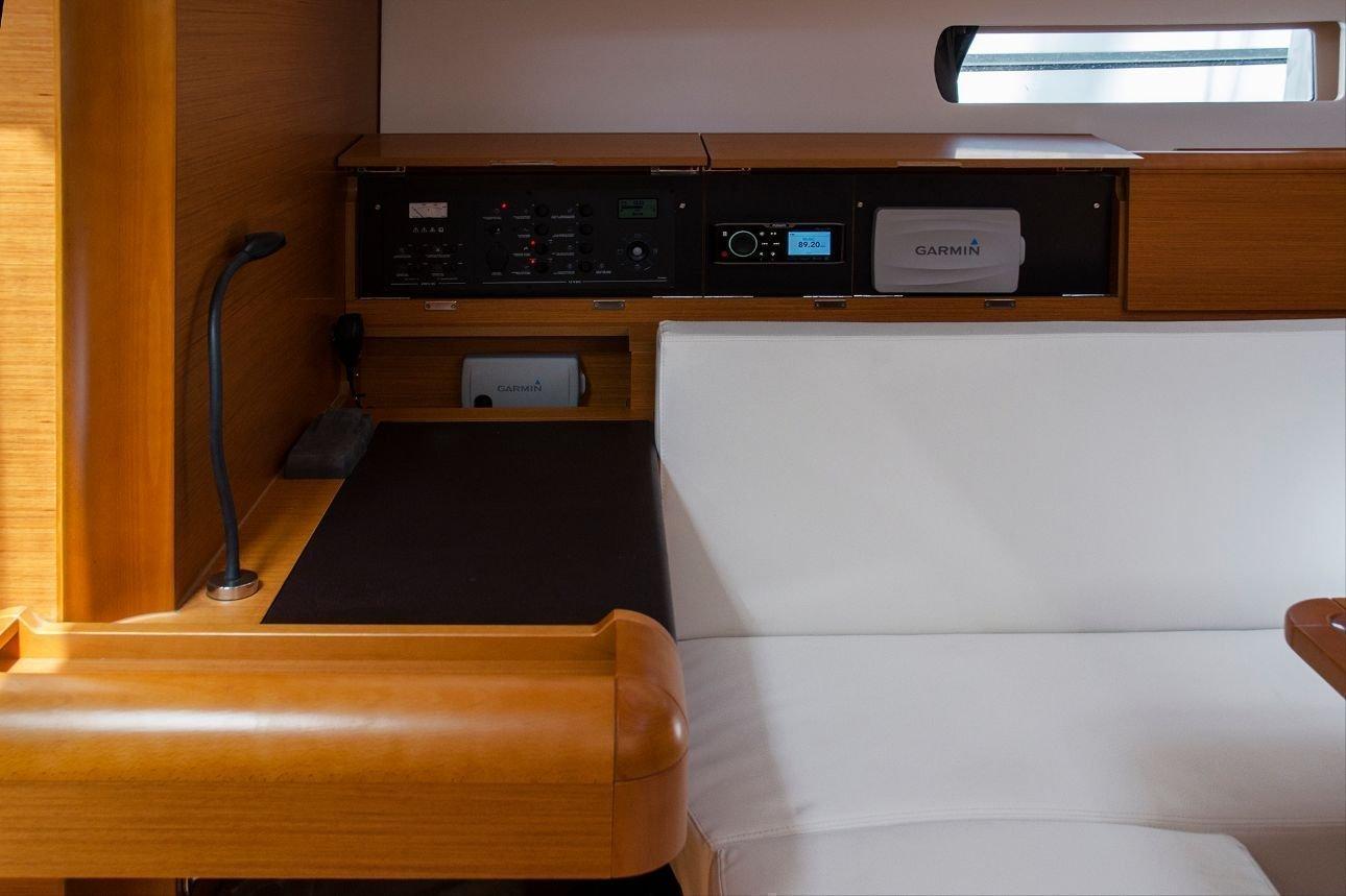 Sun Odyssey 479 - 4 cab. (Pacific Gold)  - 12