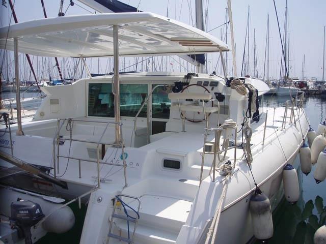 Lagoon 420 - 6 cab. (Sofia VI)  - 4