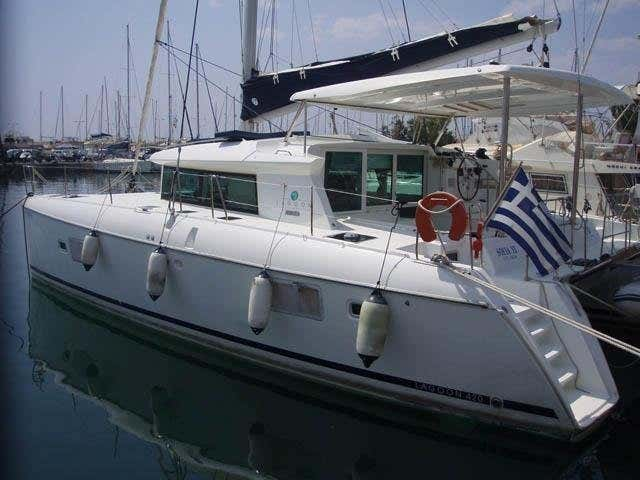 Lagoon 420 - 6 cab. (Sofia VI)  - 5