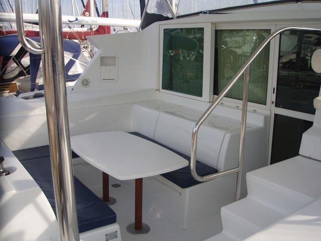 Lagoon 420 - 6 cab. (Sofia VI)  - 7