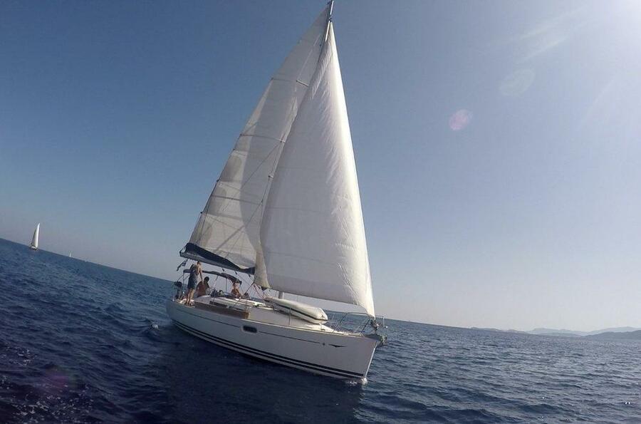 Sun Odyssey 36i (Formica)  - 0