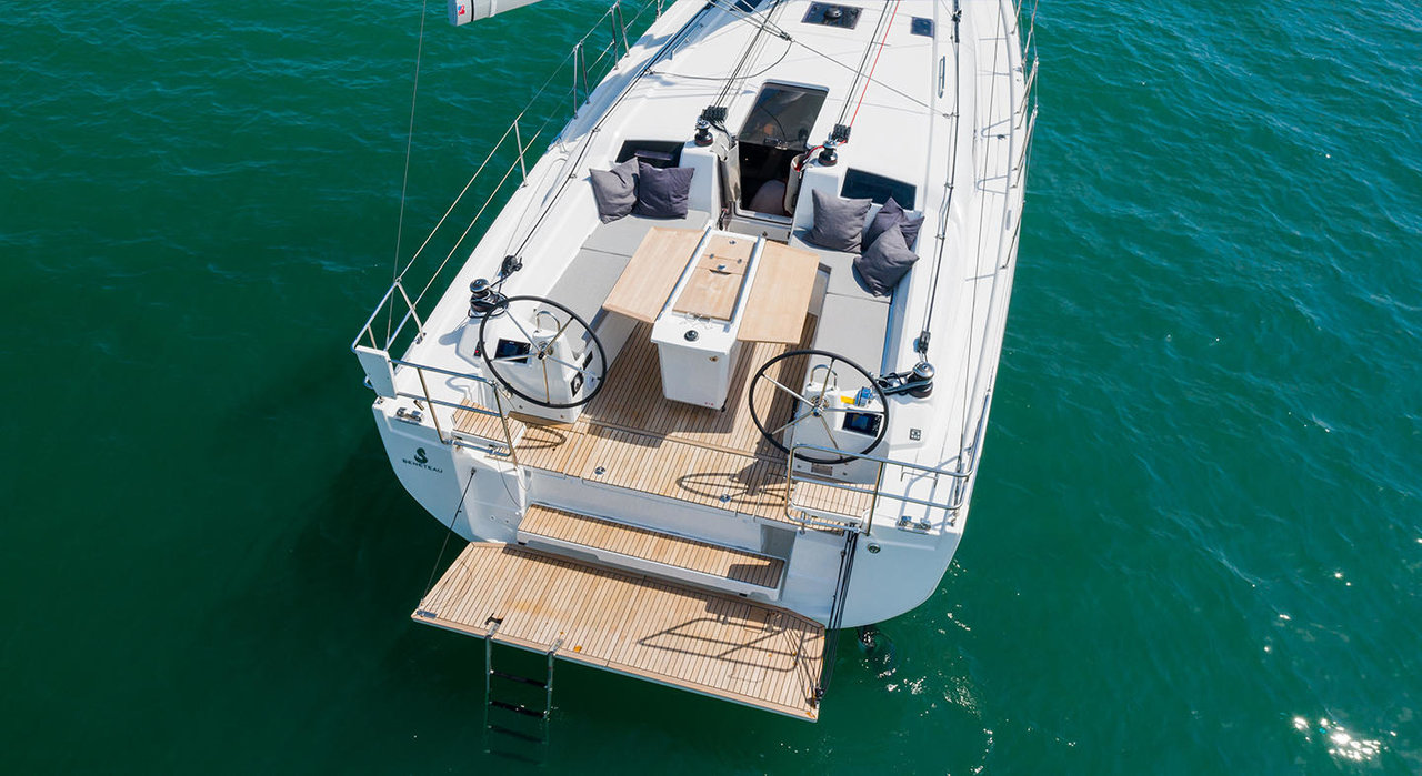 Oceanis 40.1 - 3 cab. (Eylin with A/C and generator)  - 2