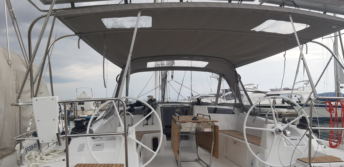 Oceanis 40.1 - 3 cab. (Eylin with A/C and generator)  - 4