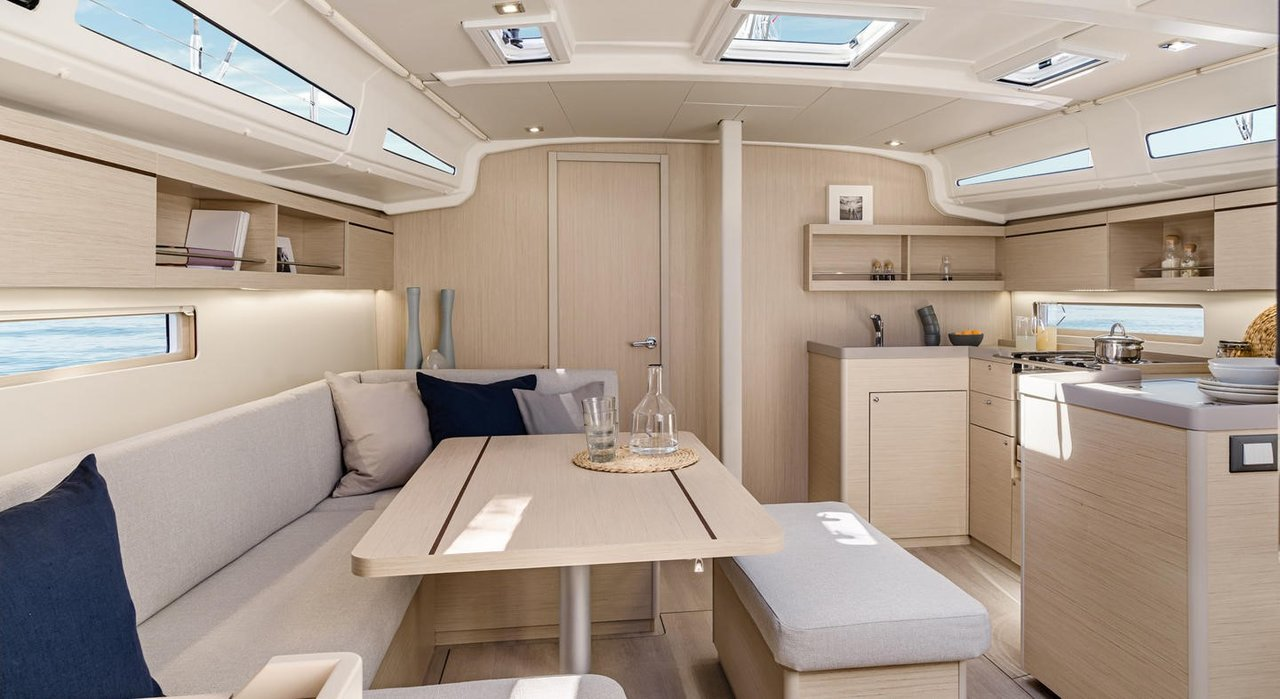 Oceanis 40.1 - 3 cab. (Eylin with A/C and generator)  - 10