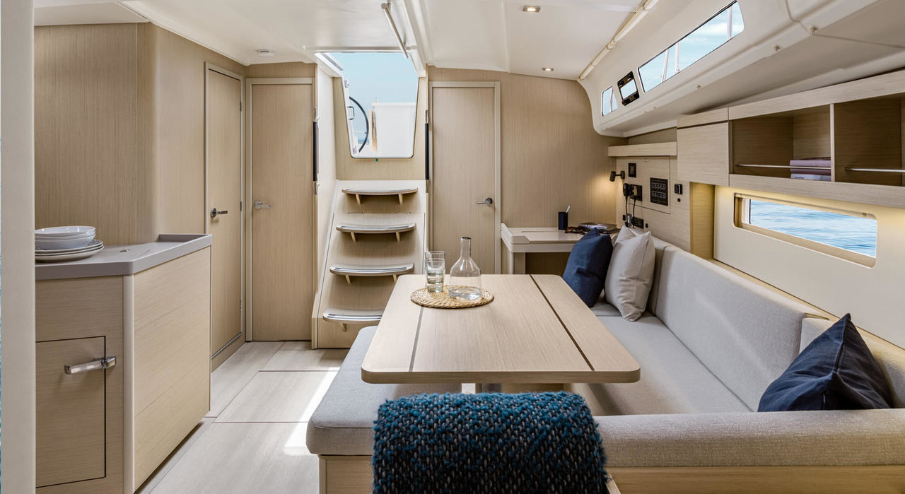 Oceanis 40.1 - 3 cab. (Eylin with A/C and generator)  - 11