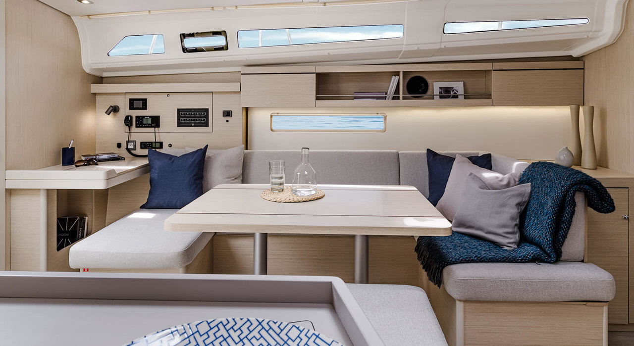Oceanis 40.1 - 3 cab. (Eylin with A/C and generator)  - 12