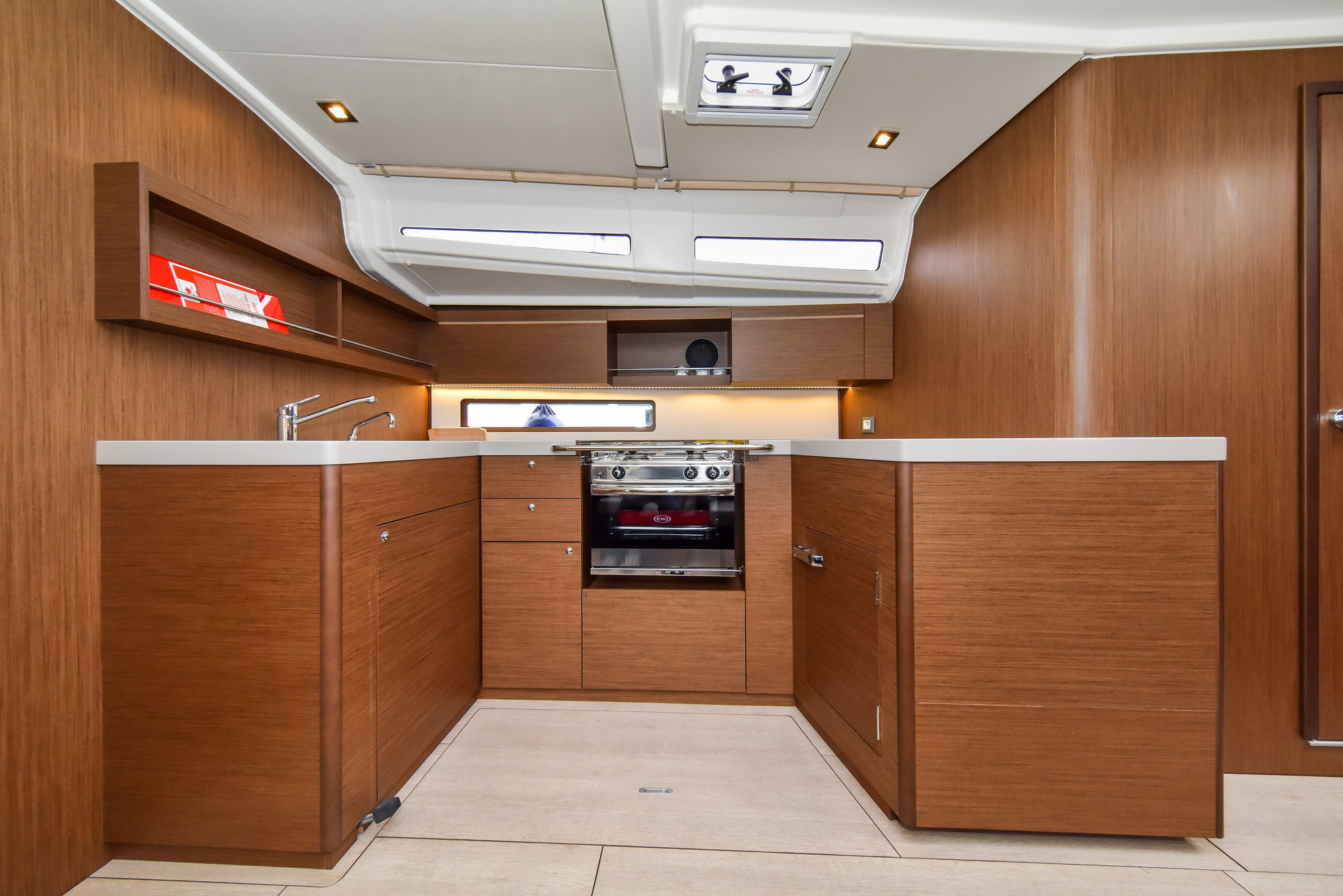 Oceanis 40.1 - 3 cab. (Eylin with A/C and generator)  - 14