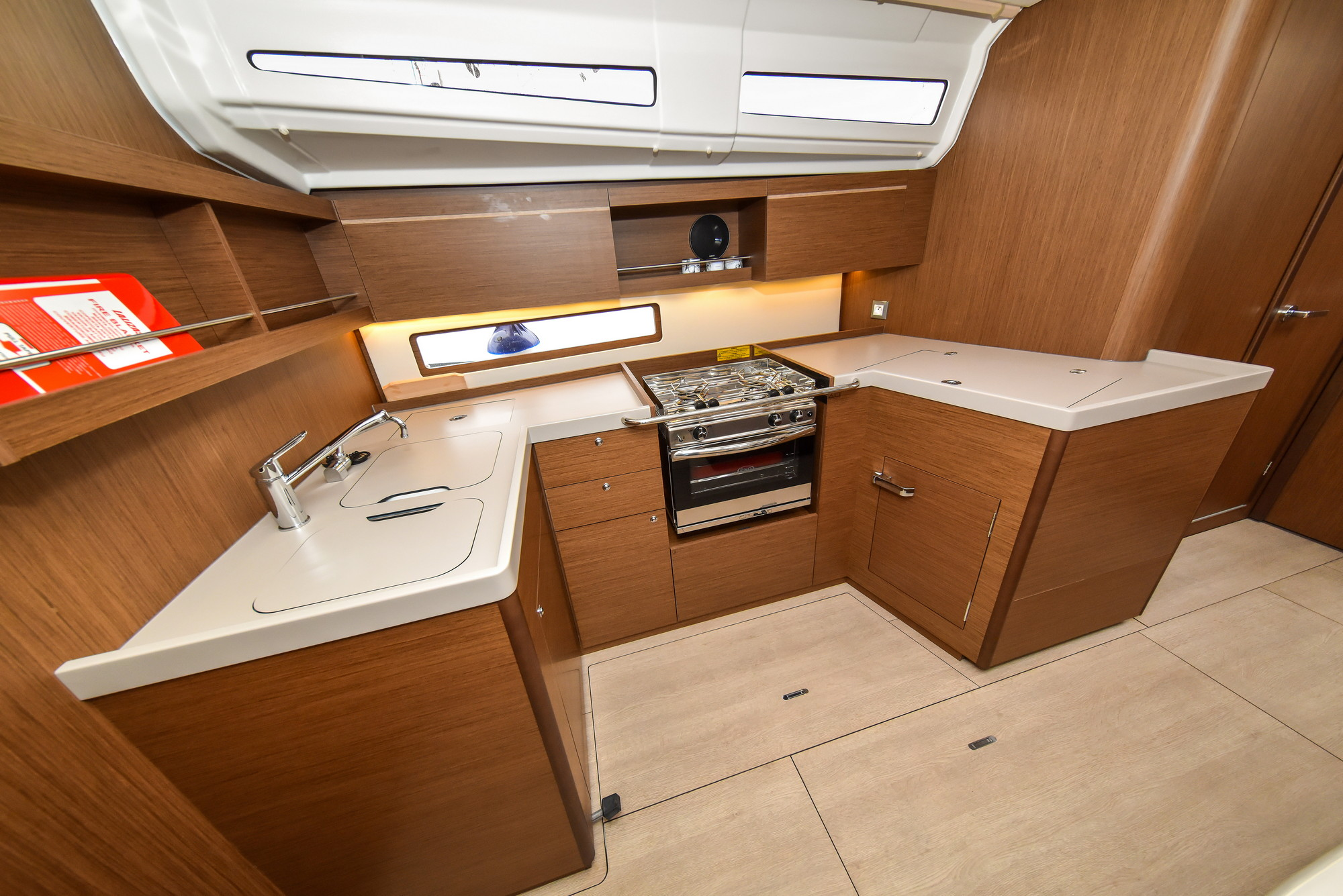Oceanis 40.1 - 3 cab. (Eylin with A/C and generator)  - 15