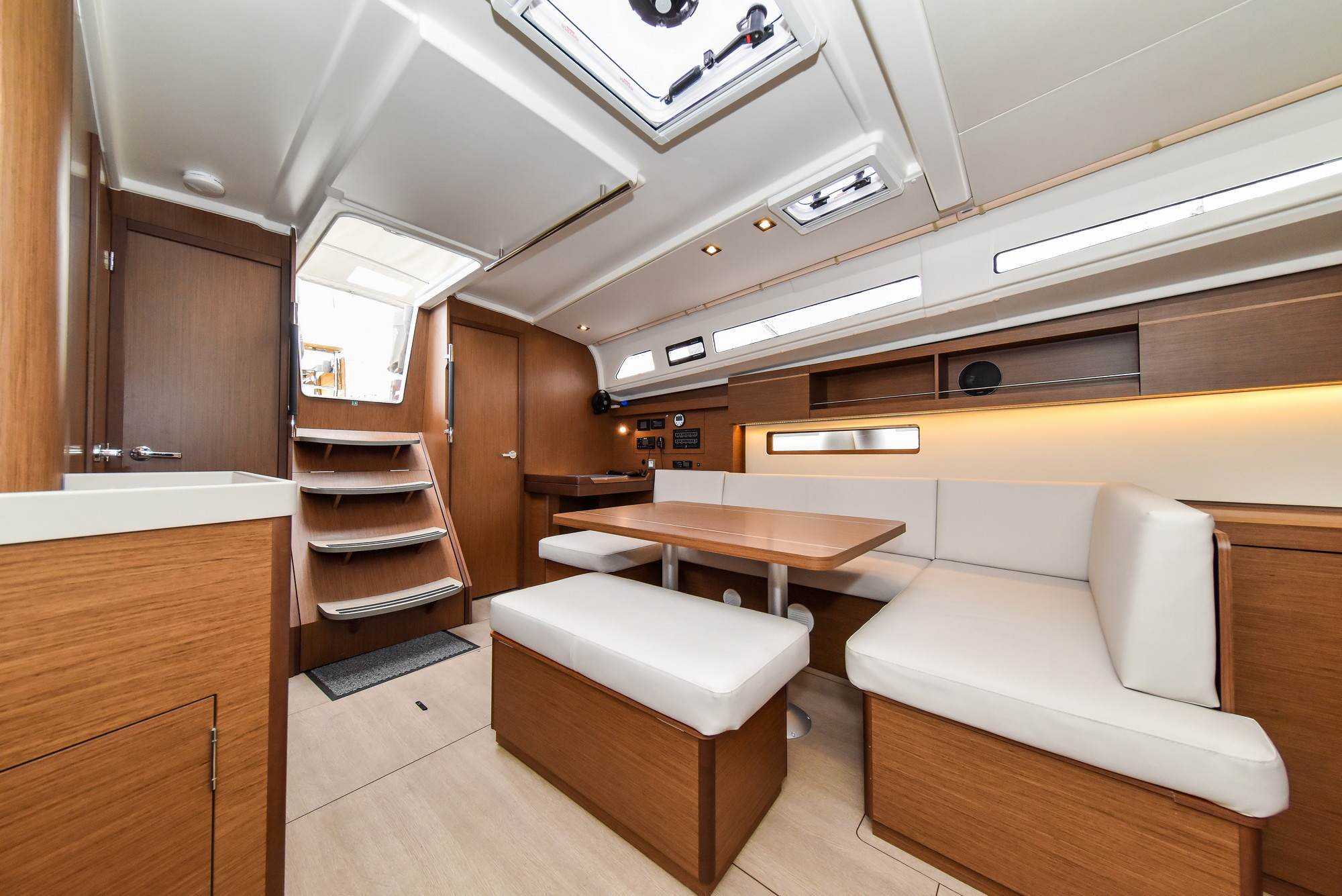 Oceanis 40.1 - 3 cab. (Eylin with A/C and generator)  - 17