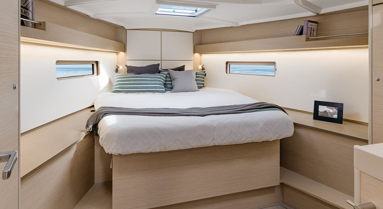 Oceanis 40.1 - 3 cab. (Eylin with A/C and generator)  - 21