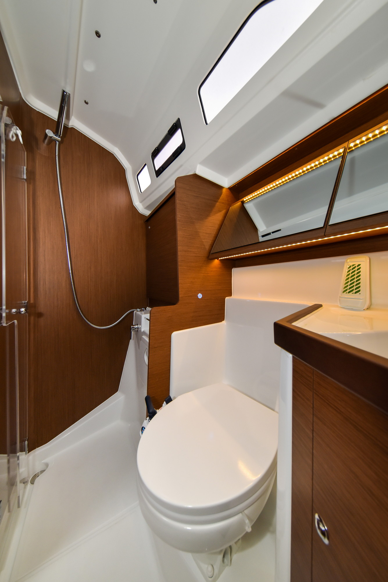 Oceanis 40.1 - 3 cab. (Eylin with A/C and generator)  - 31