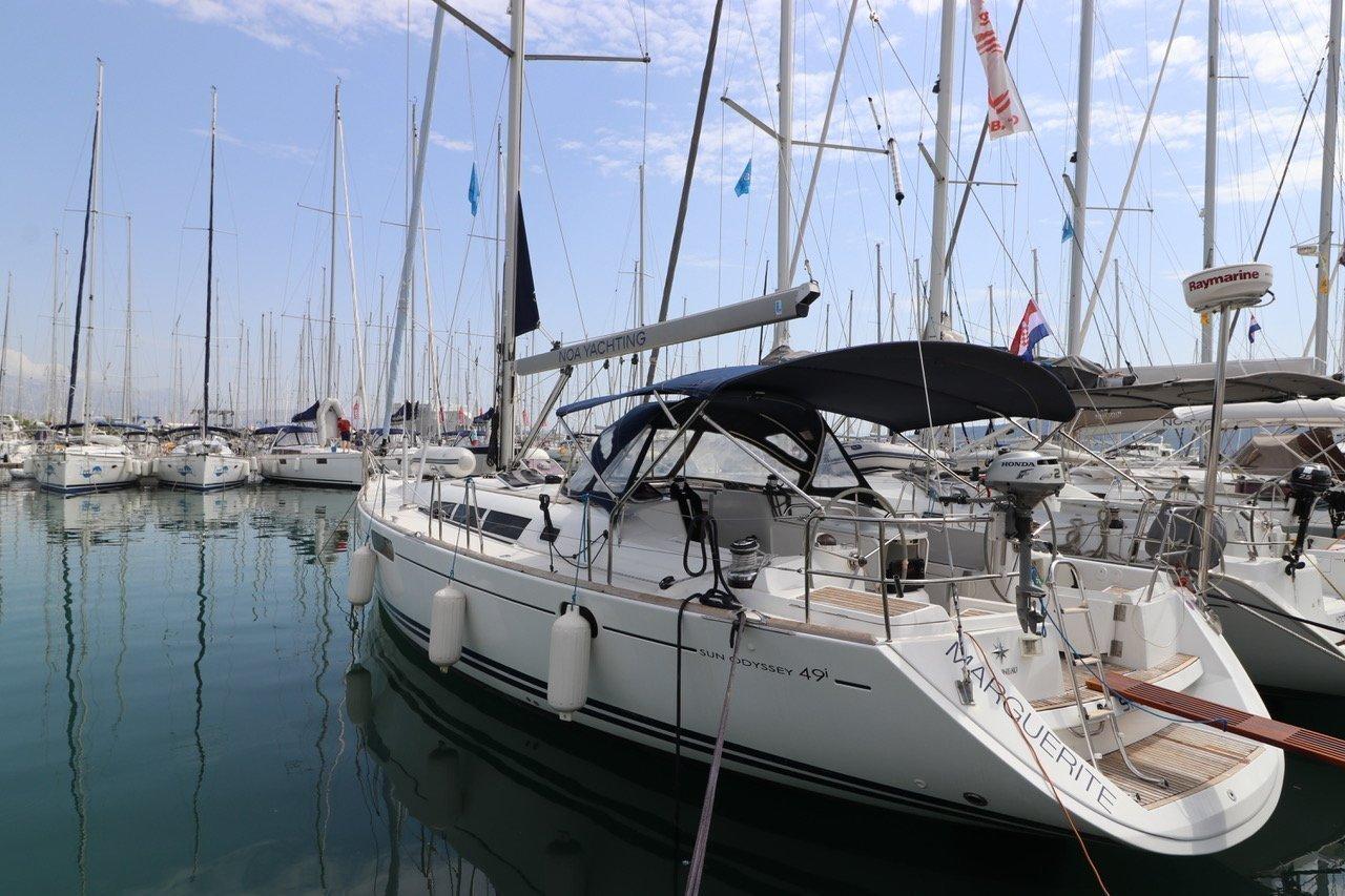 Sun Odyssey 49i (Marguerite)  - 2