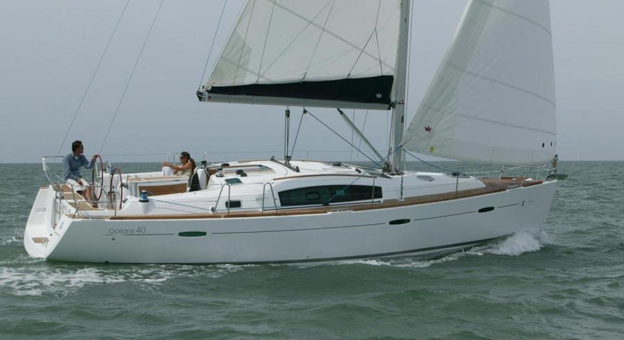 Oceanis 40  (NAR)  - 0