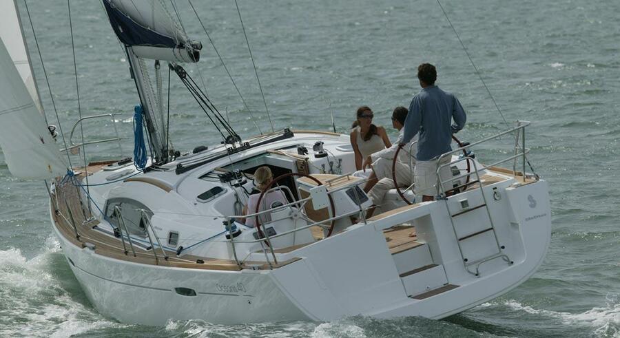 Oceanis 40  (NAR)  - 4