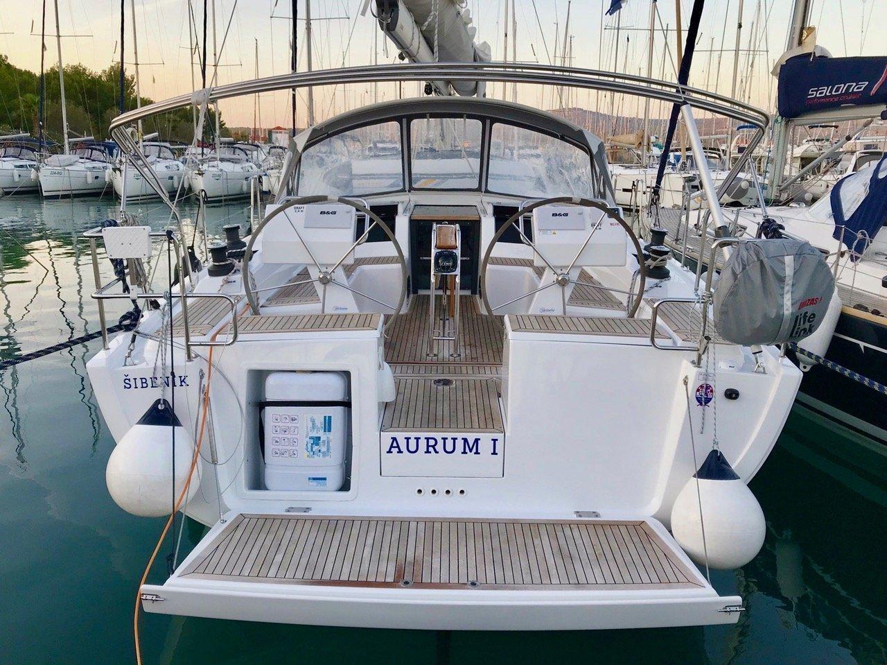Hanse 455 (Aurum I)  - 2
