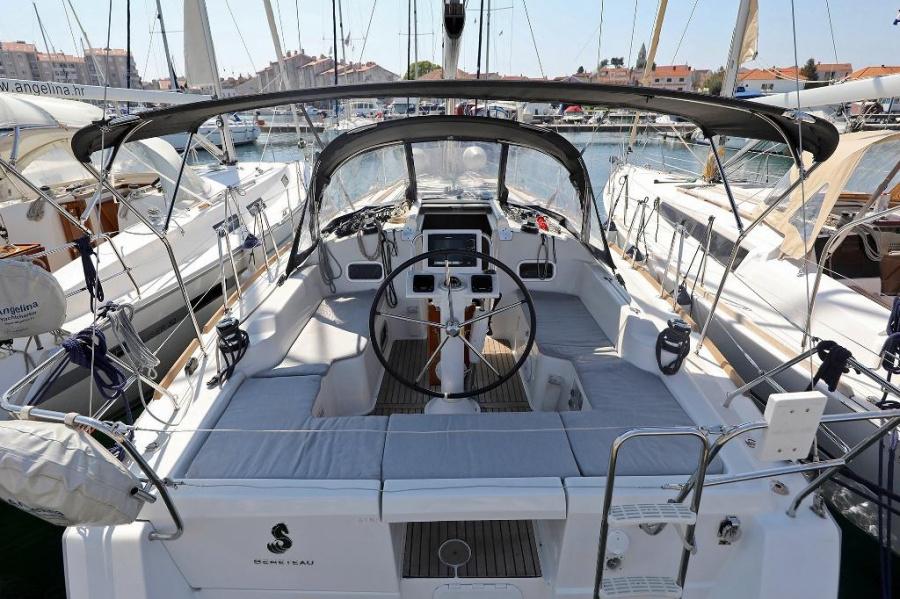 Oceanis 34 (CAPRICE)  - 0